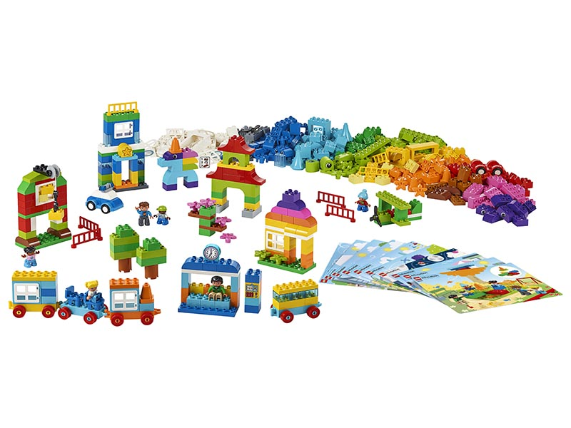 LEGO Education-45028-Creative Building-My XL World