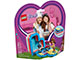 LEGO-41387-Friends-Olivia's Summer Heart Box