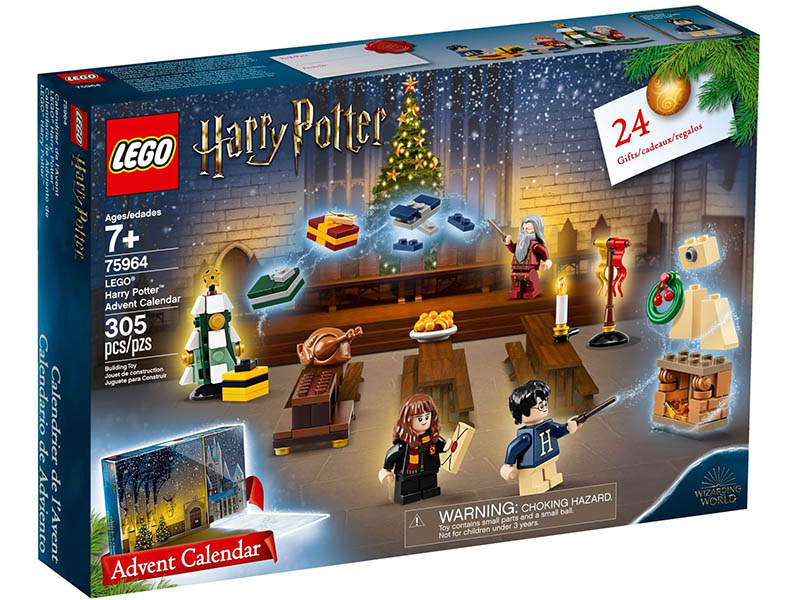 LEGO-75964-Harry Potter-LEGO® Harry Potter™ Advent Calendar
