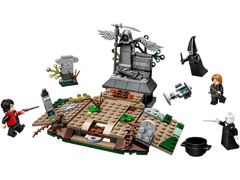 LEGO-75965-Harry Potter-The Rise of Voldemort™