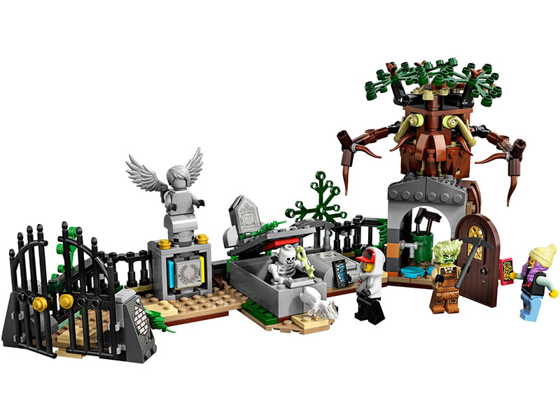 LEGO-70420-Hidden Side-Graveyard Mystery