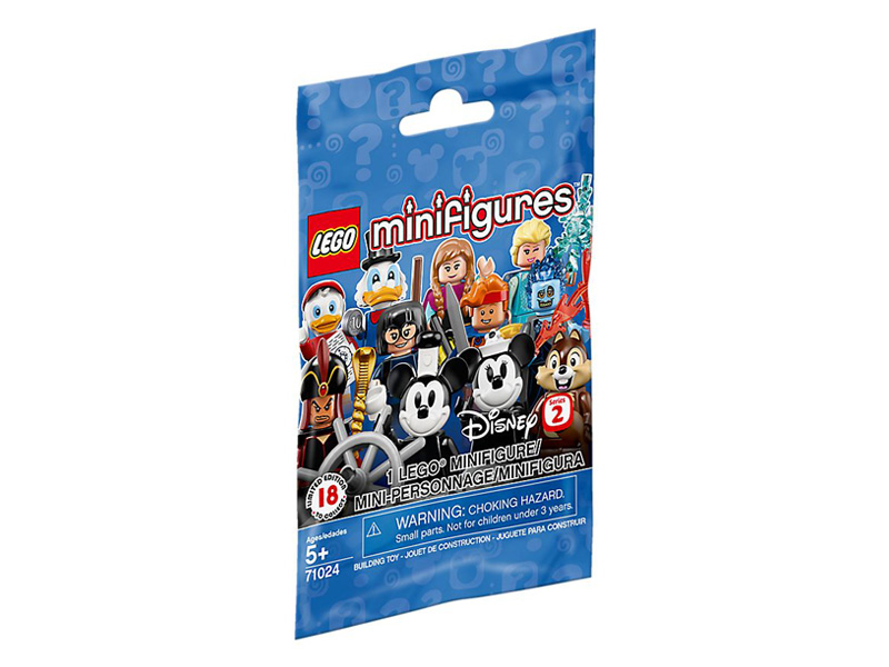 LEGO-71024-Suprise Packets-Minifigure The Disney Series 2