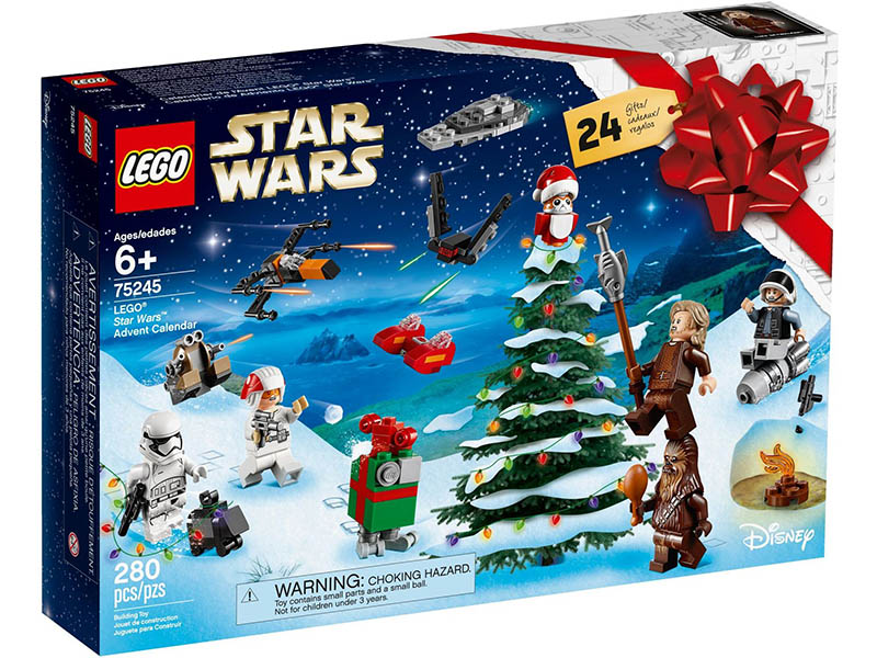 LEGO-75245-Star Wars-LEGO® Star Wars™ Advent Calendar