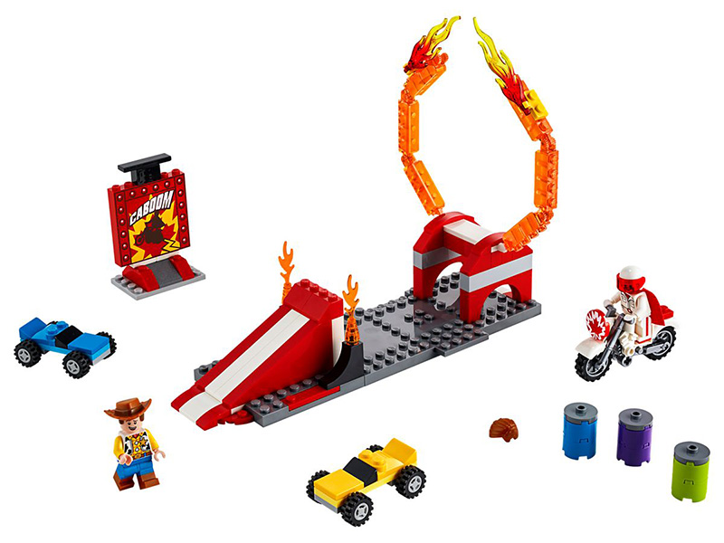 LEGO-10767-Toy Story 4-Duke Caboom's Stunt Show