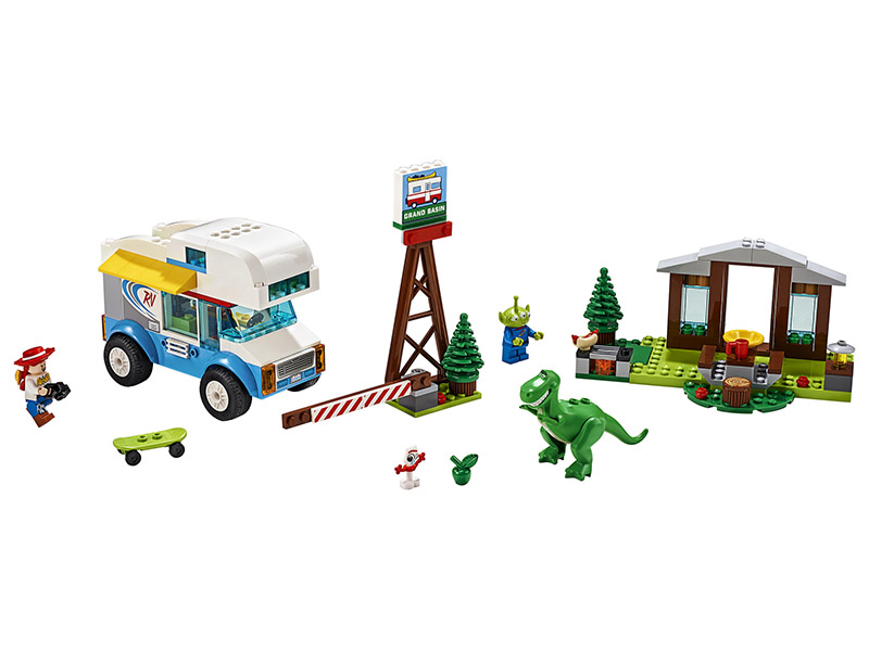 LEGO-10769-Toy Story 4-Toy Story 4 RV Vacation