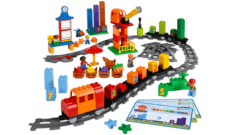 Math train image