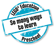 Preschool Landing Page So Many Ways To Learn Stamp Image
