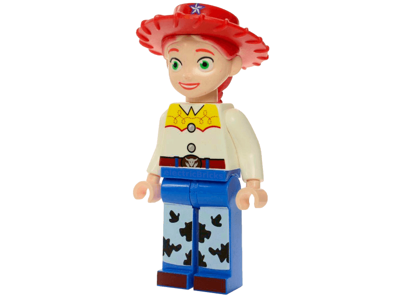 Compatible-mfwJessie-Others-Minifig World Jessie
