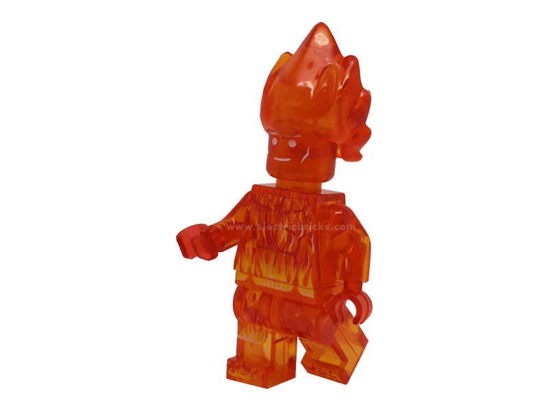 Compatible-mfwshtorch-Superheroes-Minifig Compatible Superhero Human Torch