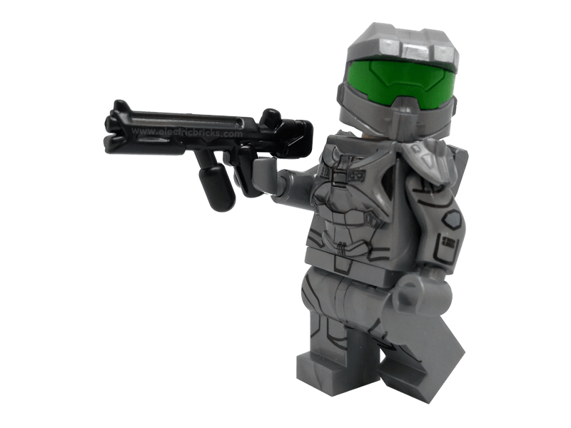 Compatible-mfwSolHa-Others-Minifig World Halo Soldier
