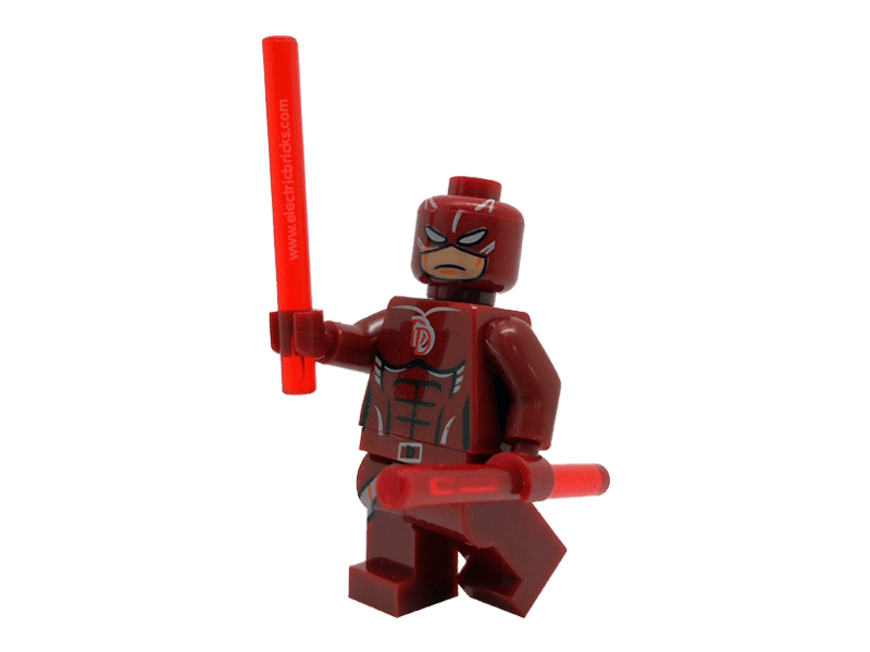 Compatible-mfwshdare-Superheroes-Minifig Super Hero Daredevil