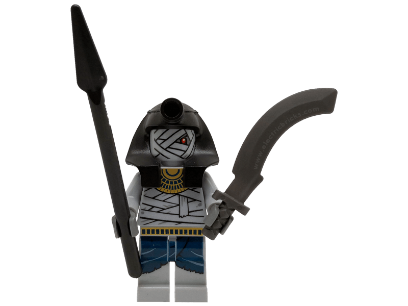 LEGO-min7326mom-Other-Minifigure Pharaoh´s Quest  7326 Mummy warrior