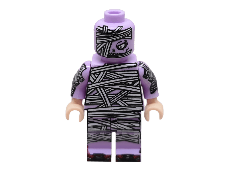 Compatible-momia_morada-Others-Purple mummy