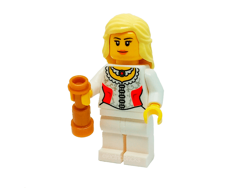LEGO-pi177-Other-Minifigure Chess Lady Queen