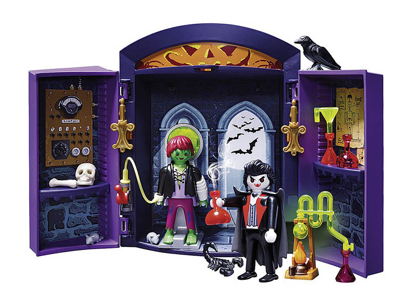 PLAYMOBIL-5638-Other-Haunted House Play Box