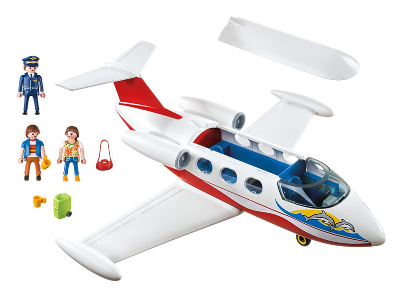 PLAYMOBIL-6081-Family Fun-Summer Jet