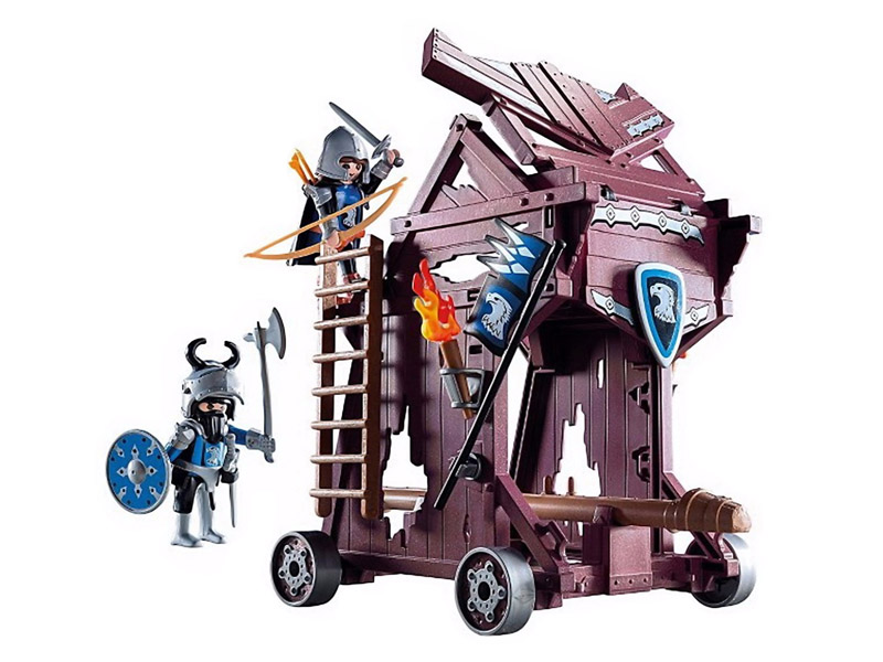 PLAYMOBIL-6628-KNIGHTS-Eagle Knight's Attack Tower