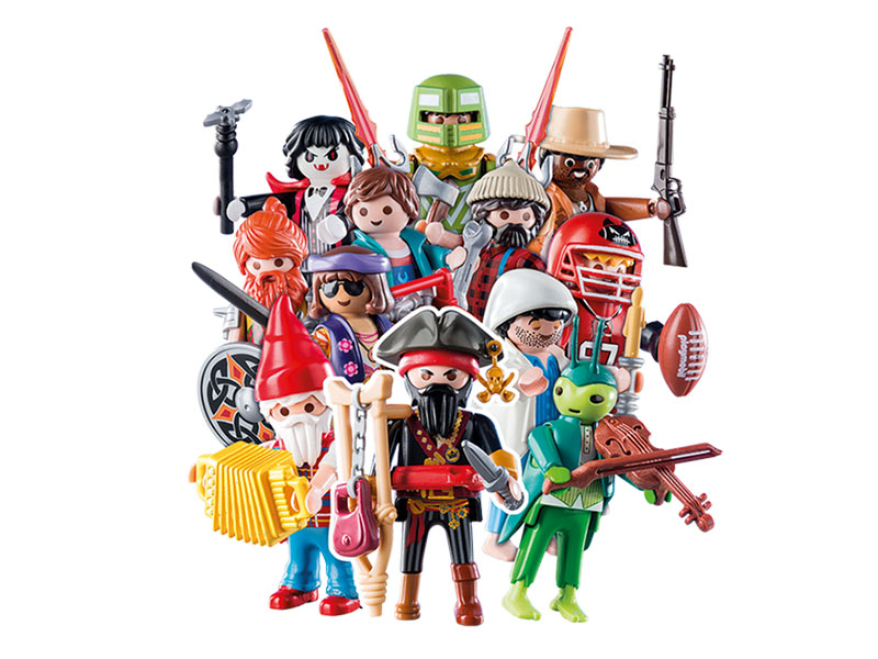 PLAYMOBIL-70025-Figures-Figures Boy Serie 15