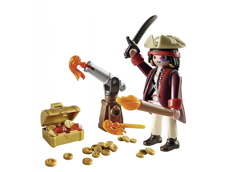 PLAYMOBIL-9415-Other-Pirate with Cannon