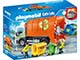 PLAYMOBIL-70200-City Life-Recycling Truck