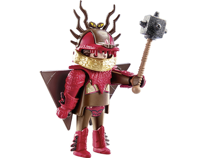 PLAYMOBIL-70043-Dragons-Snotlout with Flight Suit