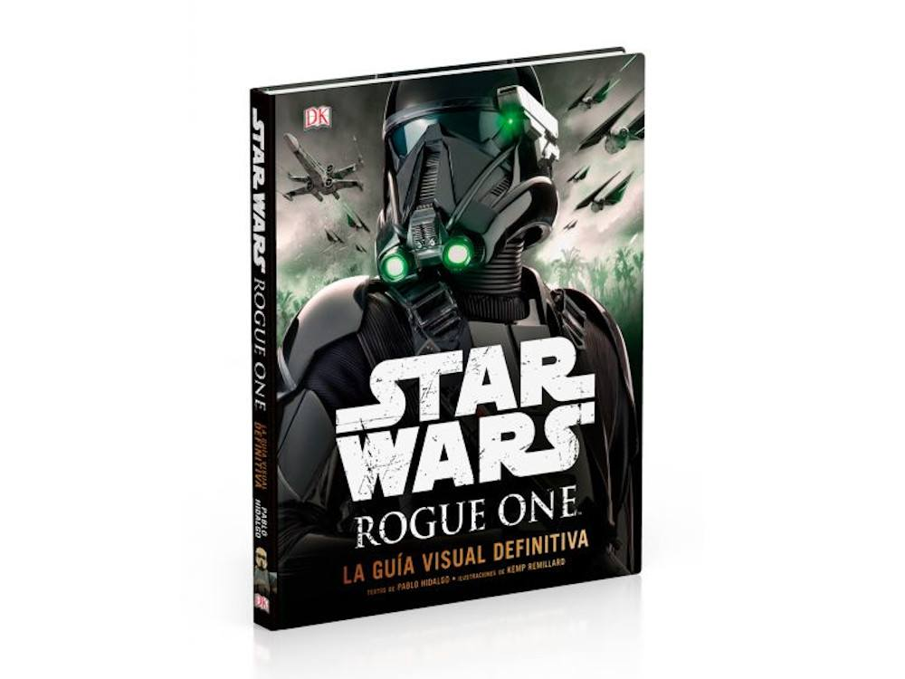 DK-DK02934-Books-Star Wars Rogue One The Ultimate Visual Guide