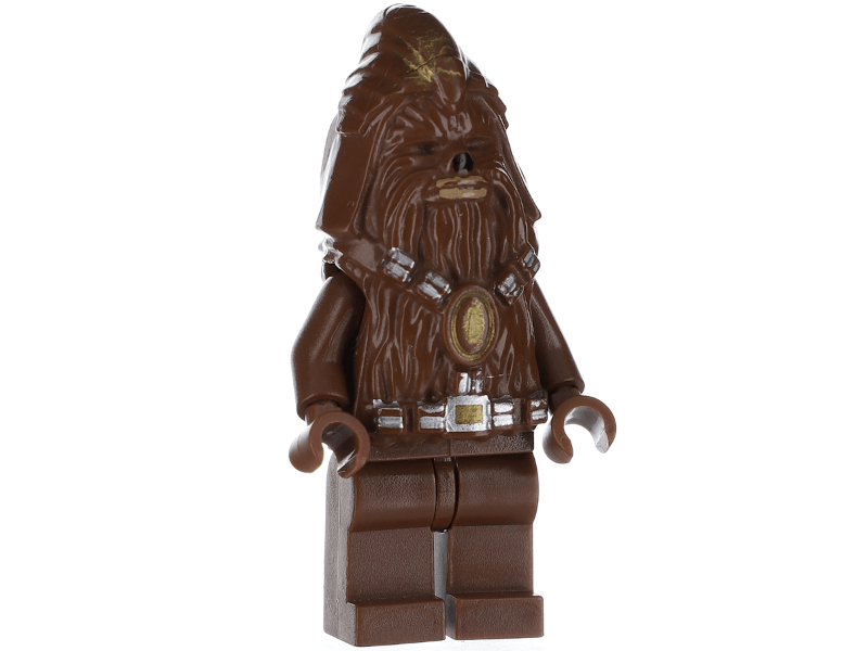 LEGO-sw0132-Star Wars-Wookiee Warrior