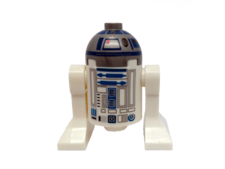 Minifig World Star Wars R2D2