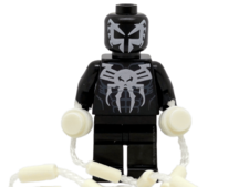 Minifig World Superhero Venom