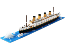 Titanic mini block