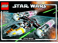 Original Instructions for Set 10134 - Y-wing Attack Starfighter - UCS