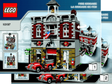 Original Instructions for Set 10197 - Fire Brigade