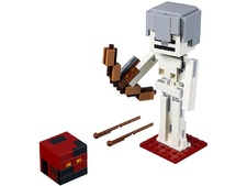 Minecraft™ Skeleton BigFig with Magma