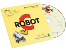 RobotC Software (english, 1 user)