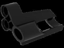 Large Hole Panel Fairing # 5 Small Short Side A NEW LEGO x 10 Black Technic