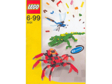 Original Instructions for Set 4101 - Wild Collection