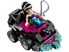LEGO DC Super Hero Girls - 41233 - Lashina™ Tank