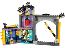 LEGO DC Super Hero Girls - 41237 - Búnker secreto de Batgirl™