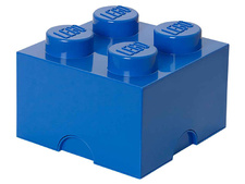 Blue Storage Brick 2 x 2