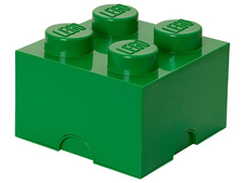 Green Storage Brick 2 x 2
