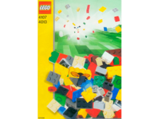 Original Instructions for Set 4013 - Create and Imagine