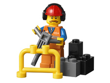 Minifigure 45022-06 Worker