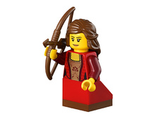 Minifigure 45023-02 Archer Gilr