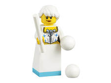 Minifigure 45023-07 Snow Queen (Non Disney)