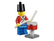 Minifigure 45023-15 Imperial Soldier with Drum