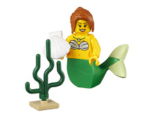 Minifigure 45023-17 Mermaid