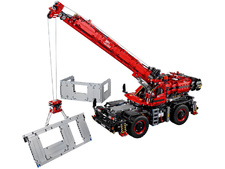Rough Terrain Crane