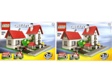 Original Instructions for Set  4956 - House