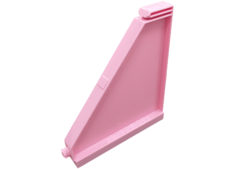 Bright Pink Duplo Building Roof Support