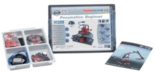 FischerTechnik Education - 540946 - Pneumatics: Beginner